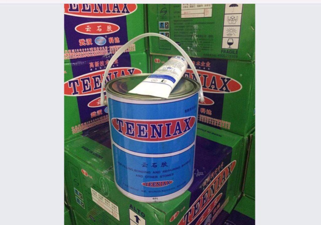 Keo dán đá Teeniax