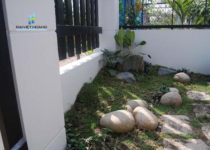đá sân vườn