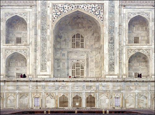 Đền Taj Mahal biểu tượng tình yêu vĩnh hằng