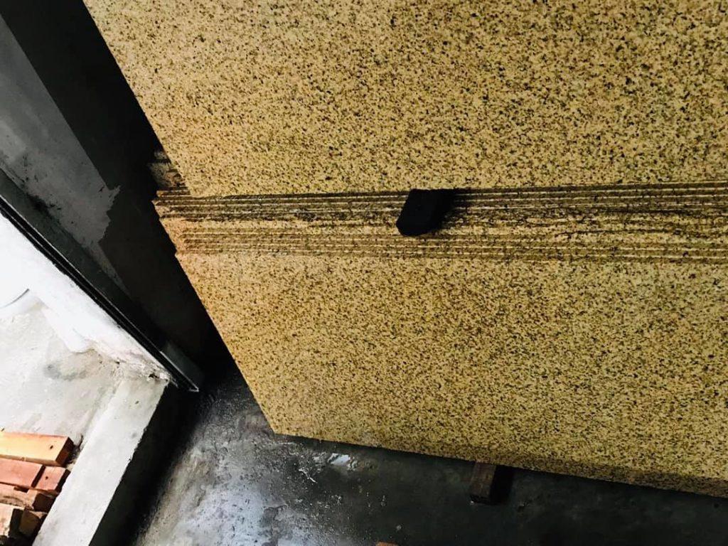 Granite vàng Bình Định