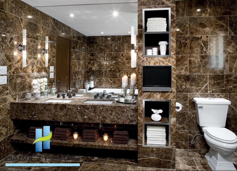 Lựa chọn đá tự nhiên ốp tường phù hợp với phong thủy