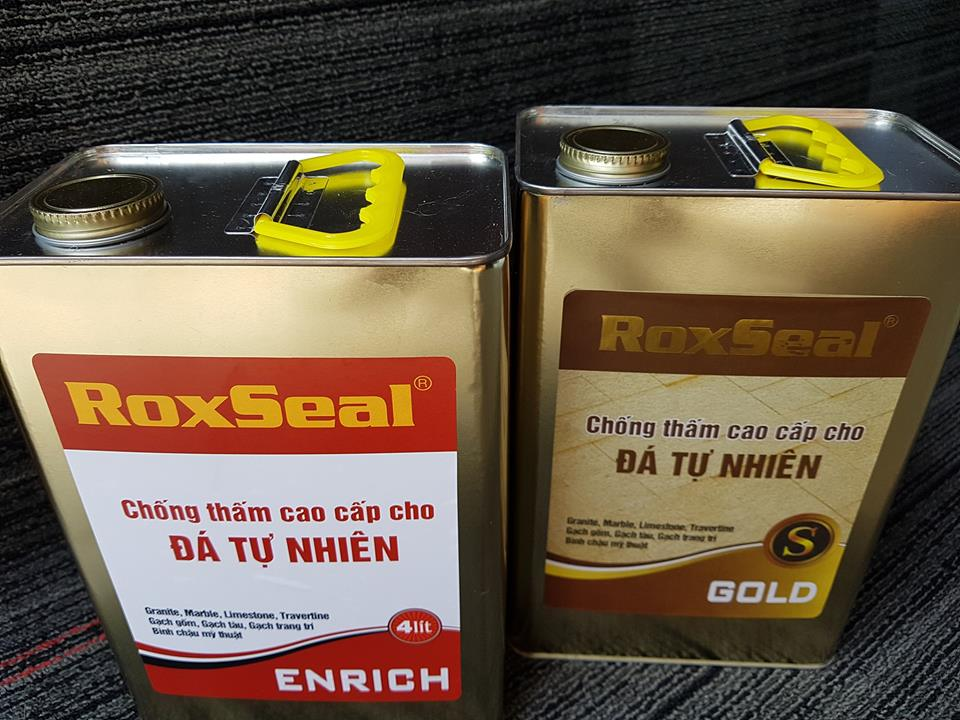 RoxSeal ENRICH (gốc dầu)