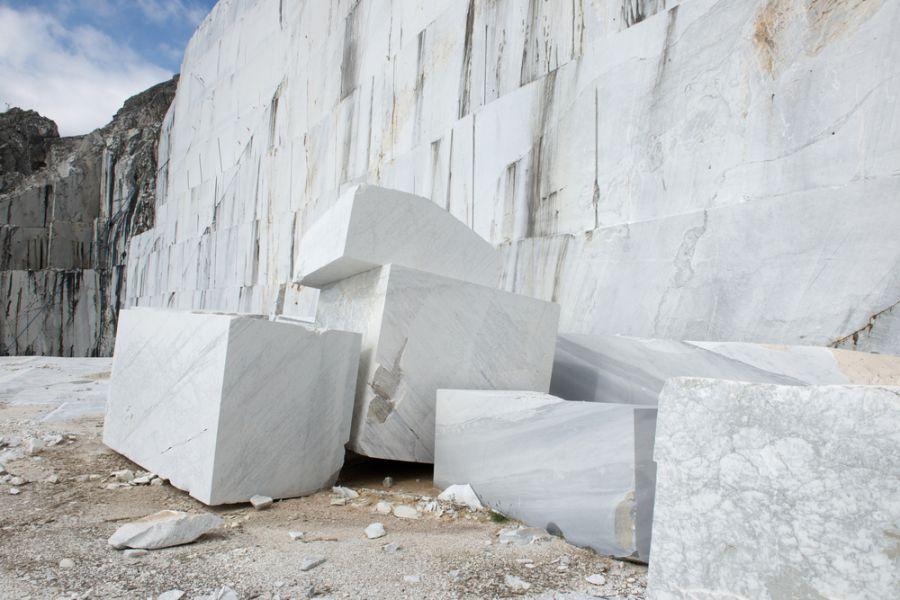 Khối đá Marble